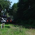 podjazd po załadunek #Gryfice #Gryficka #Kolej #Lxd2 #Nadmorska #Niechorze #Pogorzelica #Remont #Rewitalizacja #Wąskotorowa