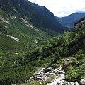 Dolina Roztoki #Góry #Tatry #KoziWierch #CzarneŚciany #ZadnyGranat