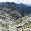 Kozia Dolinka #Góry #Tatry #KoziWierch #CzarneŚciany #ZadnyGranat