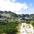 Liptowskie Mury #Góry #Tatry #KoziWierch #CzarneŚciany #ZadnyGranat