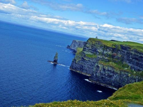 Moher Klif w Irlandii