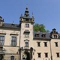 zamek Kliczków brama wejściowa #architektura #Kliczków #majówka #zabytki #zamek