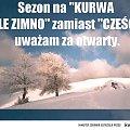 #sezon #zima #zimno
