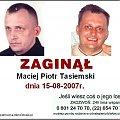 #AdnotacjaPolicyjna #Aktualności #Apel #Calella #PomocnaDłoń #Fiedziuszko #Hiszpania #PoloniaHiszpańska #PoszukiwanieOsóbZaginionych #Zaginieni #Poszukiwani #pomoc #ProsimyOPomoc #KtokolwiekWidział #KtokolwiekWie #policja #ITAKA #MissingPerson