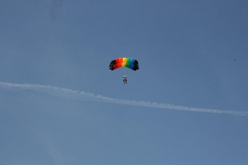 Skok na spadochronie #Festyn