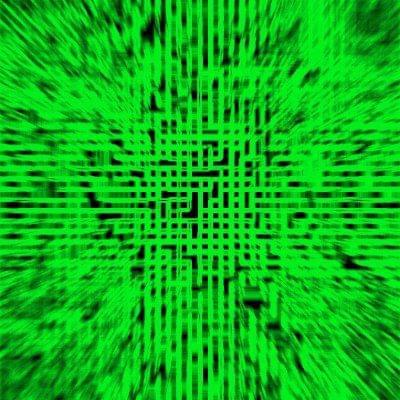 Grafika zrobiona w Gimpie #gimp #tekstura #ZielonaTekstura