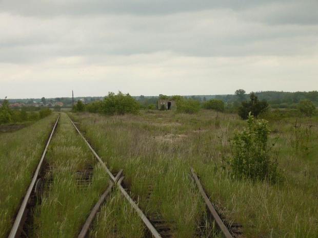 #rozjazd #tory #kolej #lubelszczyzna