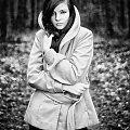 Ola c.d. #kobieta #dziewczyna #las #strobing #portret #nikon #passiv #airkng