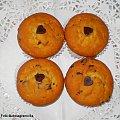Mufinki z czekoladą . Przepisy do zdjęć zawartych w albumie można odszukać na forum GarKulinar . Tu jest link http://garkulinar.jun.pl/index.php Zapraszam. #ciastka #mufinki #czeklada #deser #jedzenie #gotwanie #kulinaria #podwieczorek