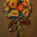Kwiaty z bibu�y