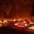 #groby #WszystkichŚwiętych #świeczki #znicze