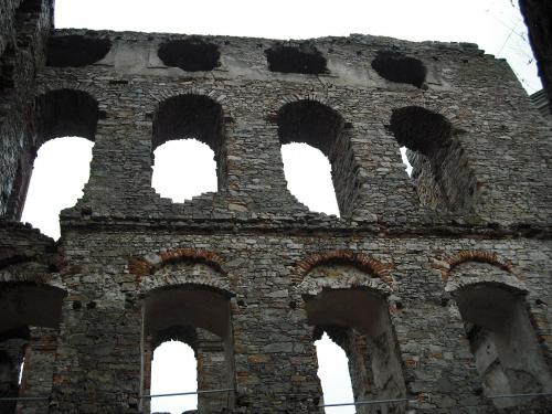 Ujazd,zamek