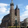 W Krakowie :) #Kraków #KościółMariacki #Rynek #Starówka #Wisła #Wawel