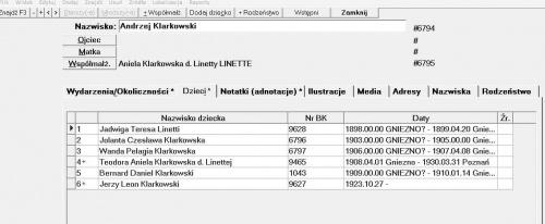 Bernard Daniel Kleczkowski born Gniezno place Bednarski Rynek