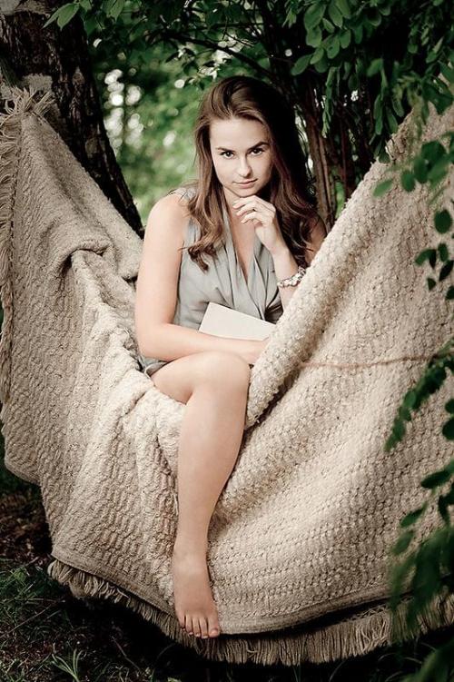 Ewelina, jeszcze ciepłe ;) #kobieta #portret #wrocław #las #passiv #nikon #airking