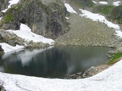 Tatry #krajobrazy #widoki #góry #Tatry #natura #przyroda #staw