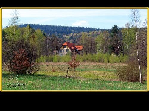 stary dom na Sokołówce (Polanica-Zdrój) #dom #stary #Polanica #Sokołówka #Kotlina #KotlinaKłodzka