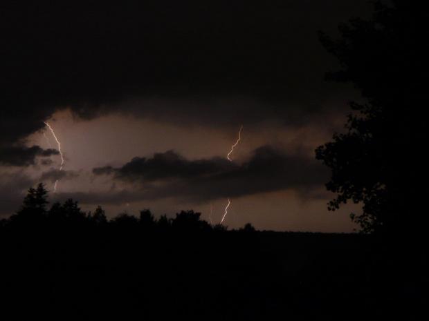 #piorun #burza #pioruny #błyskawice #WyładowaniaAtomsferyczne