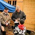 Bogusław Wołoszański chcąc nie chcąc złożył autograf z dedykacją. #Mężczyźni #Osoby