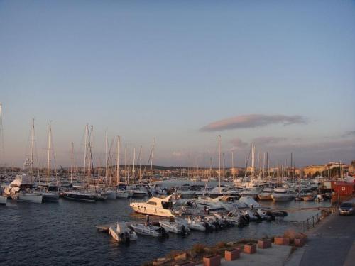 Port na Sardynii...