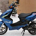 Roxi2007 #aerox #skuter #stage6 #tuning #yamaha
