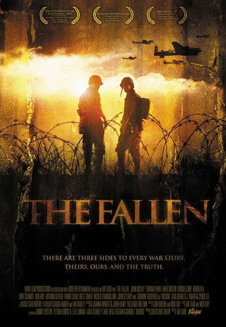 Włoski front / The Fallen (2004) PL.DVDRip.XviD-M14CH0