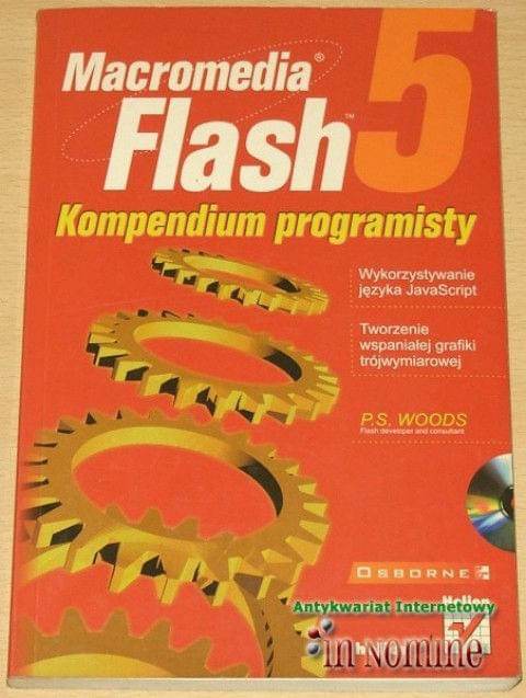 Flash 5. Kompendium programisty [.PDF][PL]
