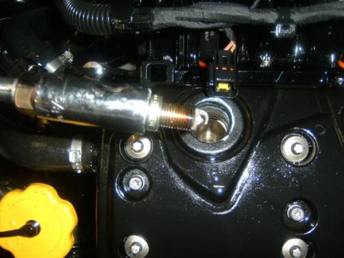 Sea Doo 4-tec - wymiana oleju, regeneracja kompresora, czyszczenie