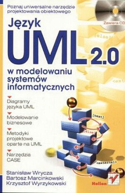 Jêzyk UML 2.0 w modelowaniu systemów informatycznych [eBook PL]