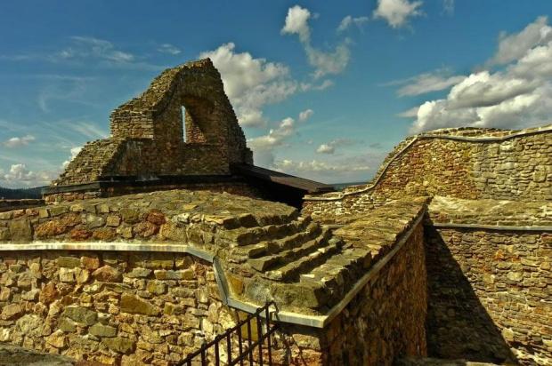 Zamek w Czorsztynie... #czorsztyn #evasaltarski #zamek