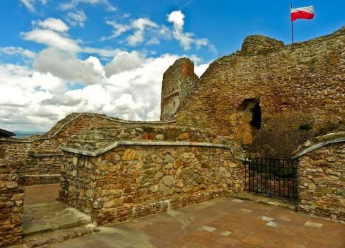 Jeszcze raz Czorsztyn...:) #czorsztyn #evasaltarski #zamek