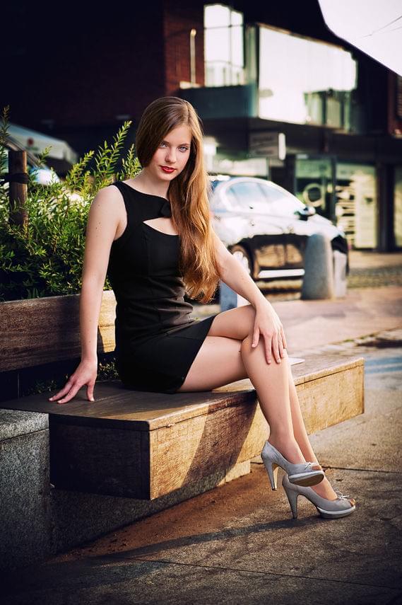 Ola - standardowo więcej na: www.facebook.com/PasekDawidPhotography #kobieta #portret #strobing #wrocław #nikon #d700