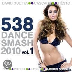 VA 538 Dance Smash 2010 Vol_1-2010