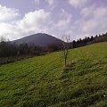 #krajobrazy #góry #Chełmiec