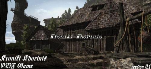 """Kroniki Khorinis"" - Gra PBF"