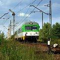 PRZETYCZ | Szynobus VT628-002/012 z osobowym z Ostrołęki do Tłuszcza. #VT628 #Szynobus #Osobowy #przetycz #pociąg #koleje #mazowieckie #kolej #rail