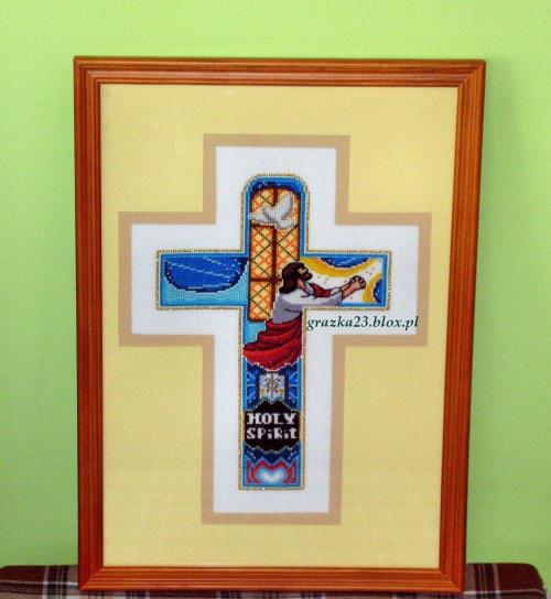 gotowy krzyż