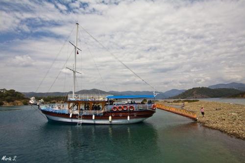 Odpoczynek na statku, Turcja