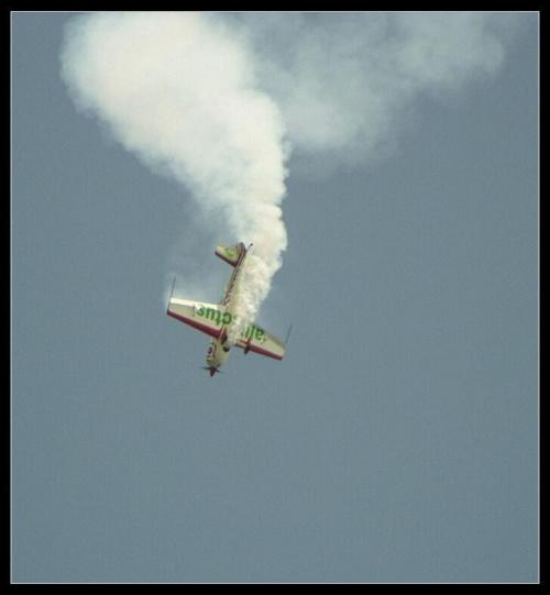 Exstra 300 pilota czeskiego. #Extra300 #Radom #Sadków #Niemcy #Czechy