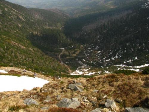 Kociął Łomniczki_maj 2010 #KociąłŁomniczki #góry #Karkonosze #Śnieżka