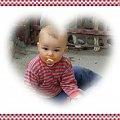 Mały wielki łobuz :* #Jasio #Jaś #synek #syn #przystojny #mężczyzna