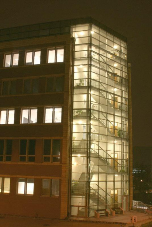 gmach ZiE polibudy w gdańsku #Ml2200PolitechnikaGdańskaGdańsk