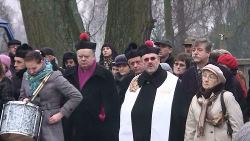Ks. prałat Jaworski i ks. kan. dr Panasiuk