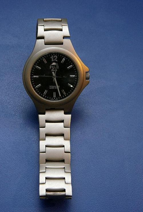 #zegarek #ZegarekAutomatyczny #FujiTime #Japonia