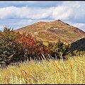 Jesienne Bieszczady #góry #KrajobrazyIPrzyroda #Bieszczady #jesień #miejsca