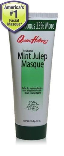 Recenzja Mint Julep Masque