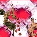 Wszytkim wszystkiego co miłość dać może! #Walentynki #pocztówka #święto #MojePrace