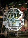 Nissan Sunny 1.4 16V GA14DS dysza wolnych obrotów