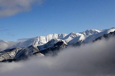 Tatry Wysokie z Sarniej Skały #SarniaSkała #tatry #góry