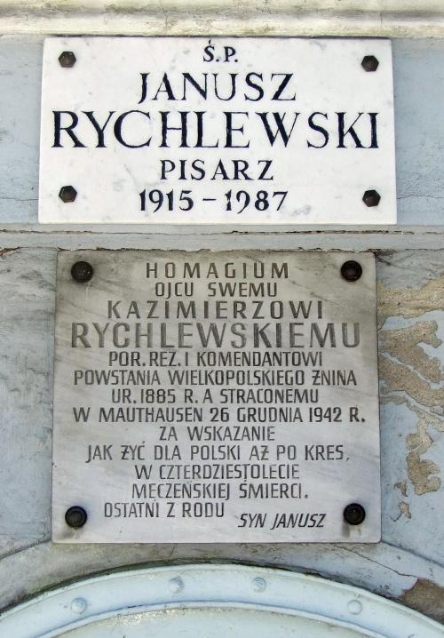 Kazimierz Rychlewski Żnin